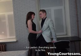 Young Courtesans – The girlfriend Rose experience teen porn